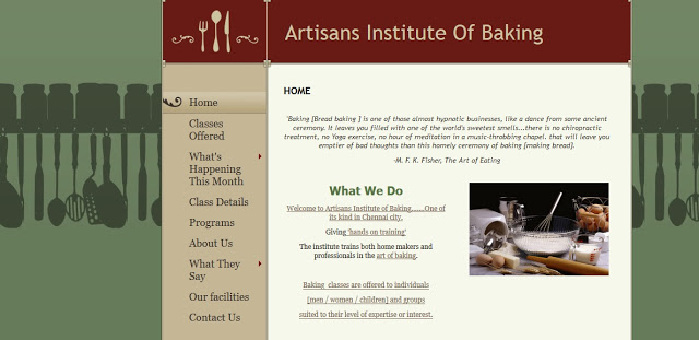 Review of Baking Class in Chennai