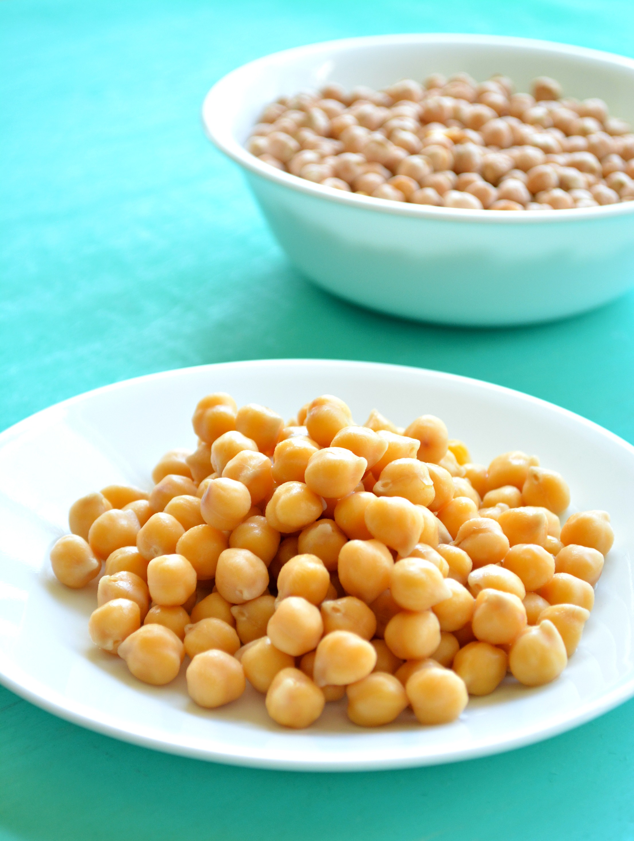 Forgot to soak chickpeas overnight? No problemo! - Love is ...