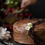 'Shhhh don't tell' Chocolate Beet cake