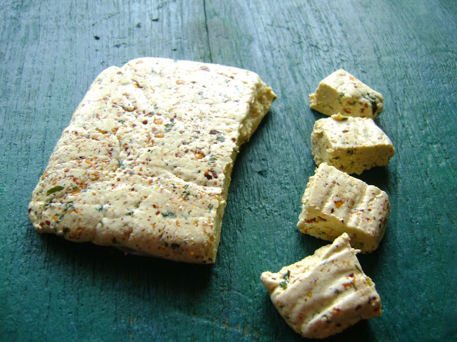 Homemade Flavoured Paneer