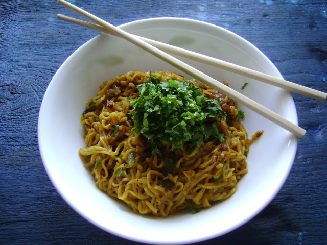 Instant Ramen Noodles made Indian