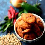 Akara -Nigerian black-eyed pea fritters