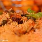 Cooking with Kalyan – Hyderabadi Chicken Dum Biriyani