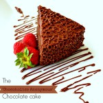 The 'Chocoholics Anonymous' Chocolate Cake