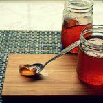 Apple Jelly – No artificial preservatives, no artificial colors, no pectin!