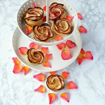 5 Ingredients or less : Apple Pastry roses
