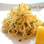 Garlic Butter Pasta