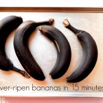 Ripe Bananas in 15 minutes!