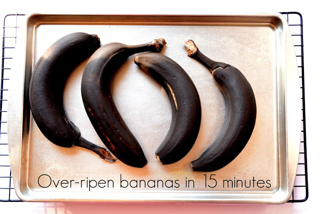 Ripe Bananas in 15 minutes!