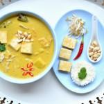 Thai Tofu Massaman Curry – Massuman Curry