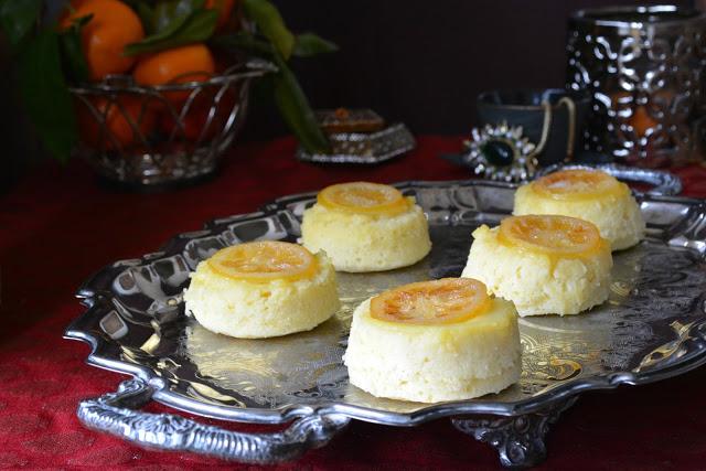 On-screen Food: Sansa's favourite Lemon Cakes