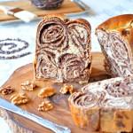 Croatian Swirl Bread Povitica