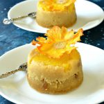 Burmese Semolina Cake – Sanwei Makhin