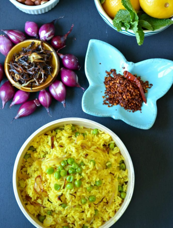 Burmese Fried Rice