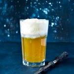 Bring a little magic to your muggle kitchens with this 5 ingredient Non-Alcoholic Butterbeer. Almost as good as the 'real deal'.