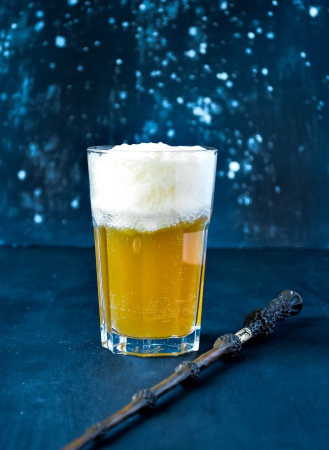 5-Ingredient Non-Alcoholic Butterbeer