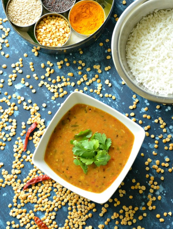 Microgreen Methi Dal