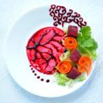 Beet Gel Ketchup