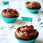 Magnolia Bakery Chocolate Cupcakes