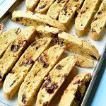 Hazlenut chocolate Biscotti 4