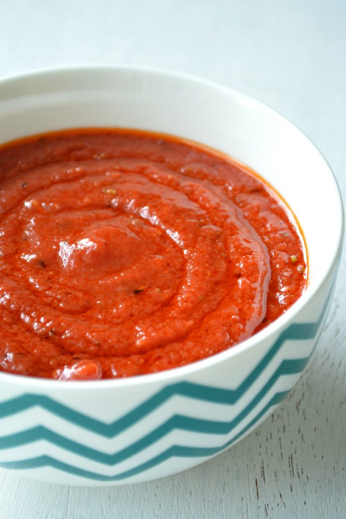 The best 5 minute Pizza sauce