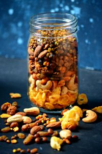 Navratna Mixture Indian Trail Mix