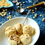 Sesame & Jaggery No Churn Ice-Cream