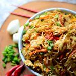 Simple Stir-fried Noodles