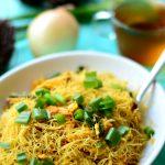 Stir Fried Egg Semiya