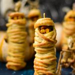 Veg Puff Mummies