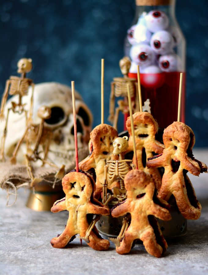 VEGAN Pastry Voodoo Dolls