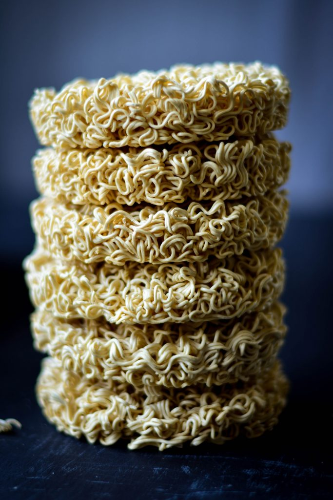 Vegan Spicy Ramen Noodles - Love is in my Tummy