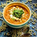 Easy Peasy Peas Masala (Vegan + GF)