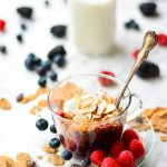 Very Berry Breakfast Cereal Crumble