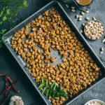 Baked Masala Peanuts (V+GF)