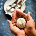 Sweet Potato Coconut Balls