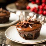 Eggless Chocolate Cake {Steamed}