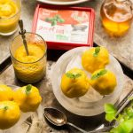 Quick 'n' Easy Mango Basil Sorbet with Dorot
