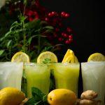 Lemonade made 4 ways