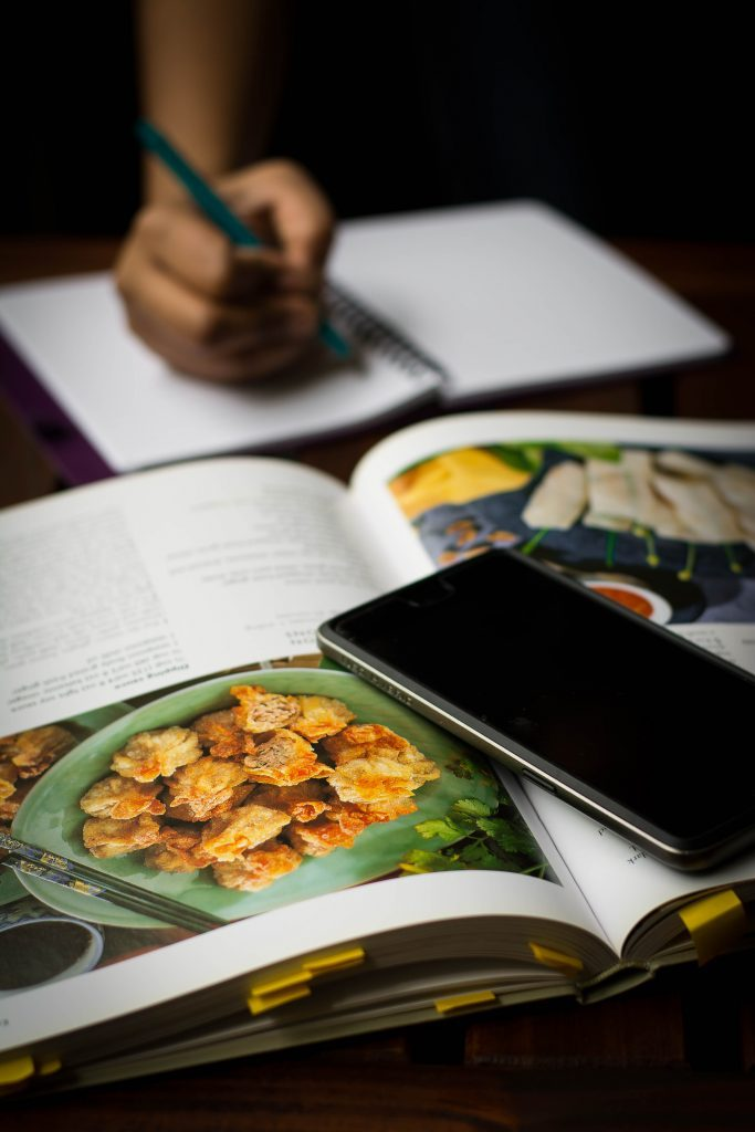 There is more to cooking than just the recipe! Planning before execution helps in the long run.