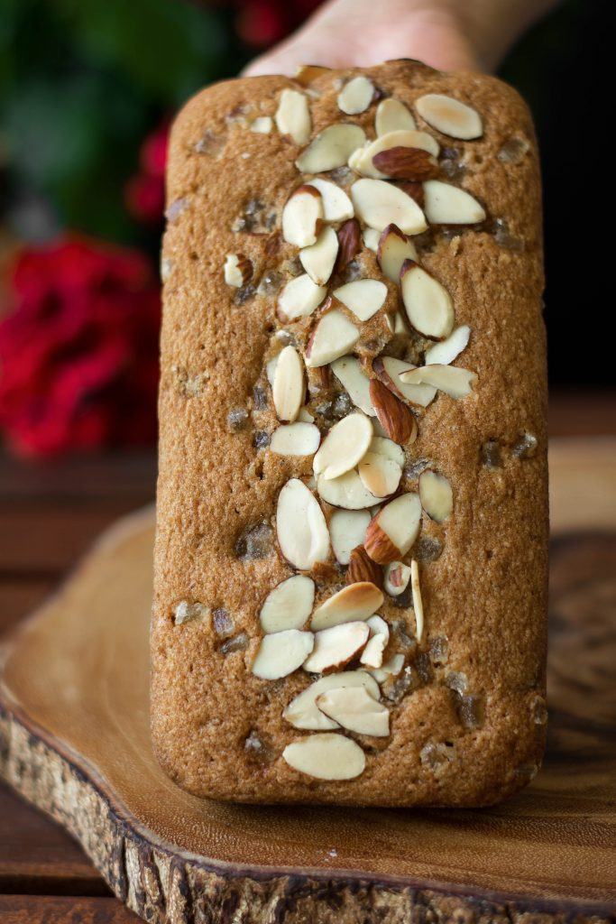 Laced with Ginger and Cardamom, this Chai Cake is exactly what your tea time has always needed.