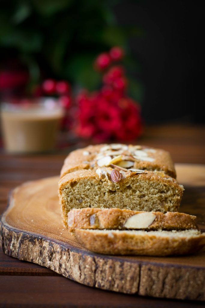 Laced with Ginger and Cardamom, this Chai Cake is exactly what your tea time has always needed. #cake #dessert #tea