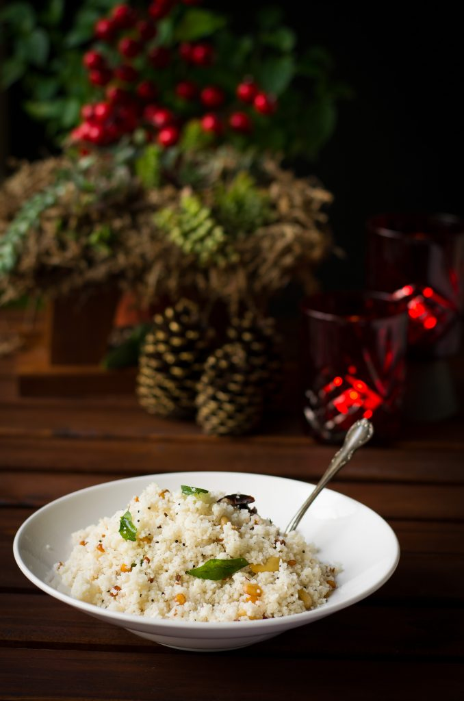Ready in 20 mins, this Coconut Millet Fried Rice is a fast, simple and flavorful yet low-GI meal. Vegan. Gluten-Free.
