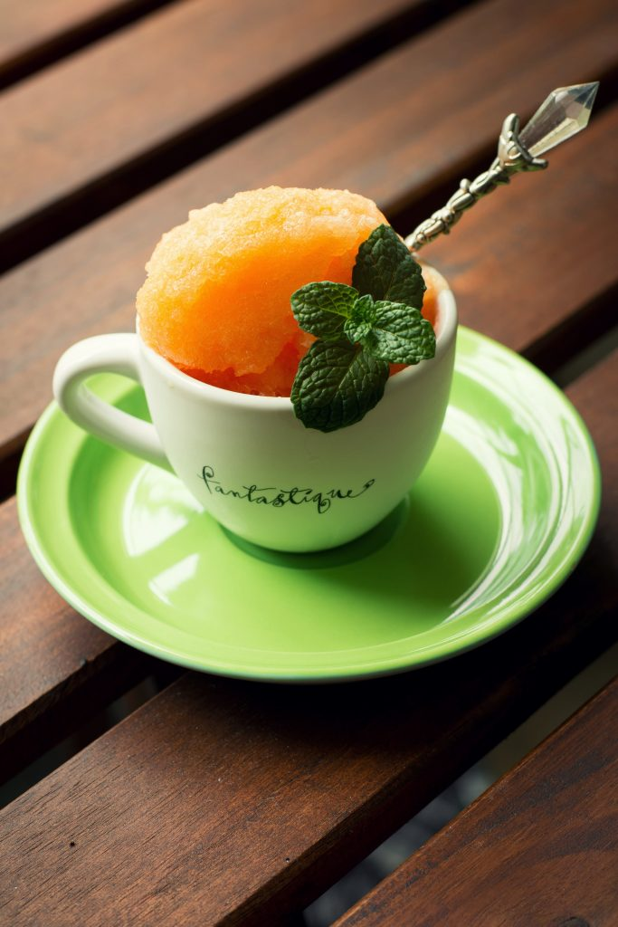 This 3 ingredient Melon Sorbet is perfect for this coming summer - simple, delicious and refreshing. Vegan. Gluten Free.