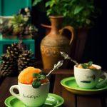 3 ingredient Melon Sorbet
