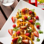 Spicy Grilled Pineapple with Dorot