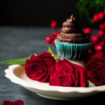 These Vegan Chocolate Cupcakes are absolutely out of this world! Moist, creamy and insanely decadent, plus they serve just two!