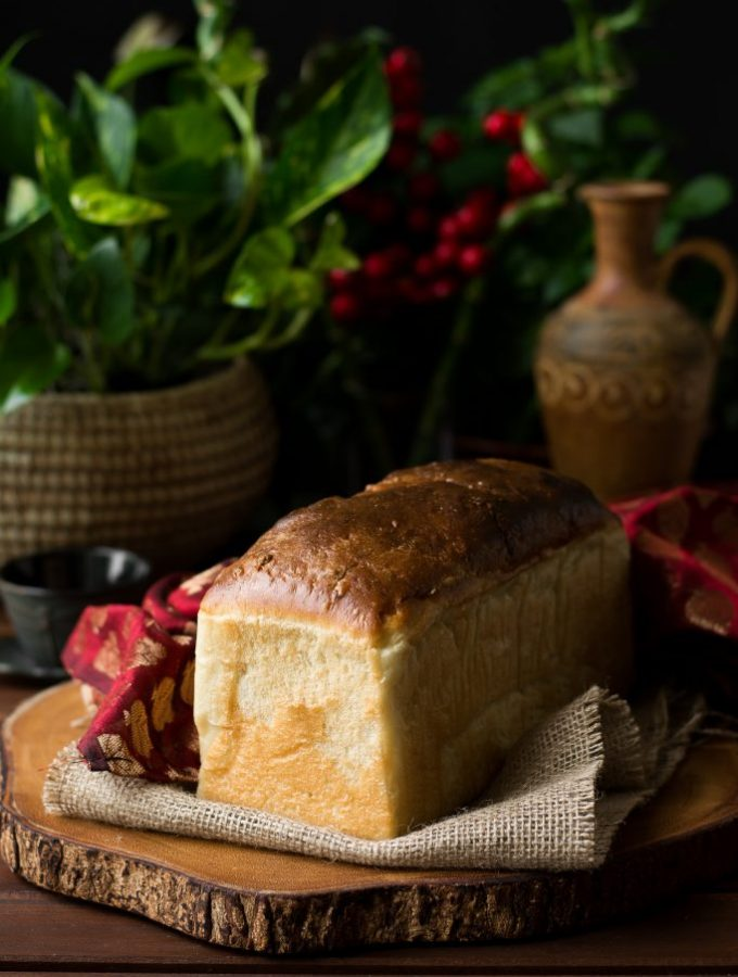 Vegan Coconut Milk Bread