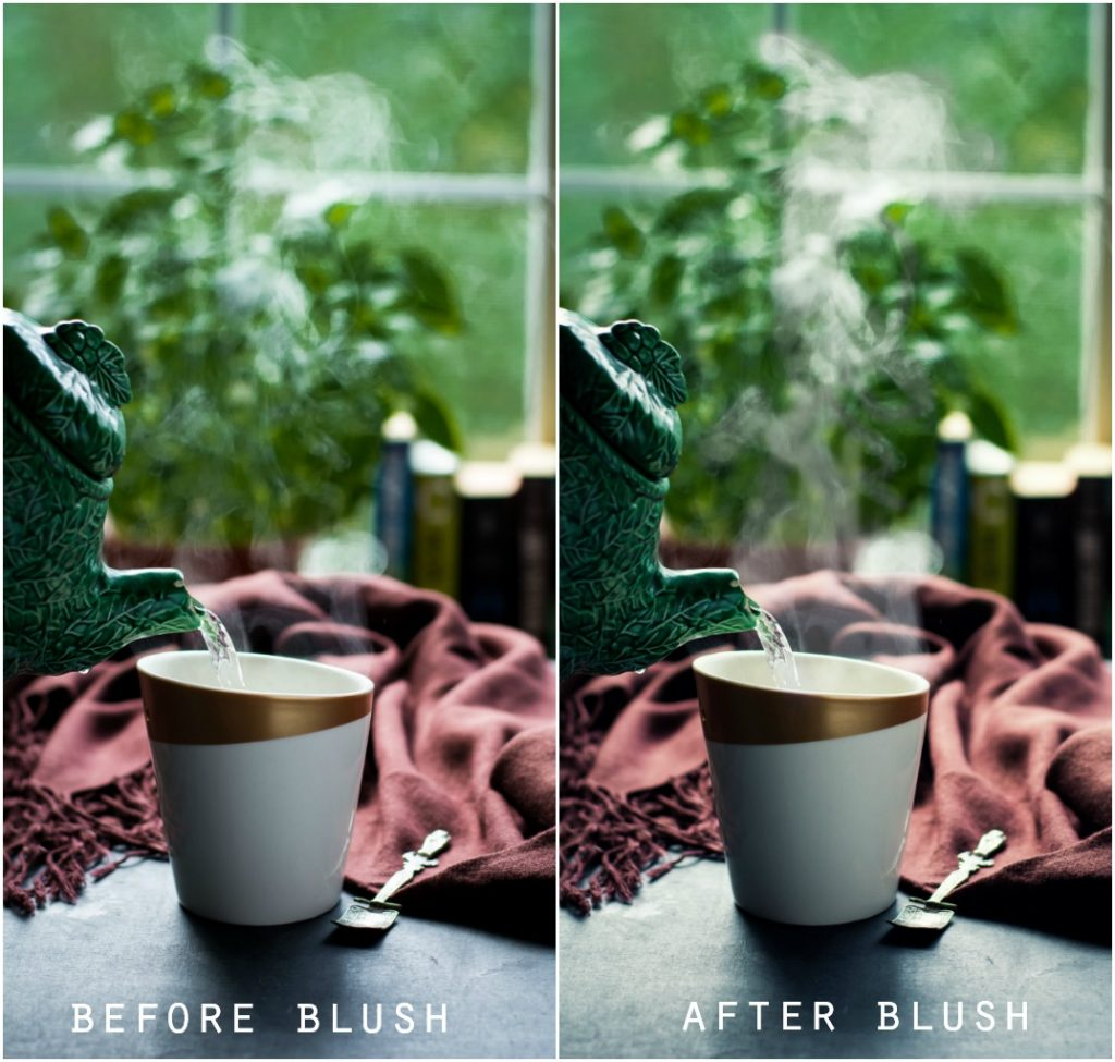 Using PicMonkey Blush Tool for Steam Photography