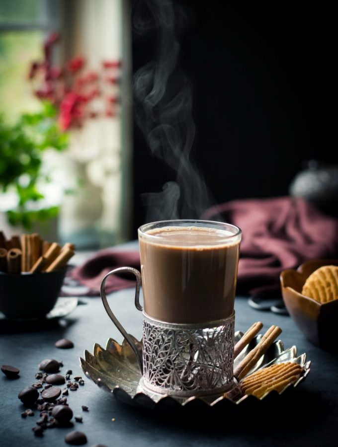 Ooty Herbal Chocolate Tea (Chai Tea Latte)